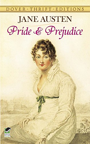 Cover of 'Pride And Prejudice (dover Thrift Editions)'