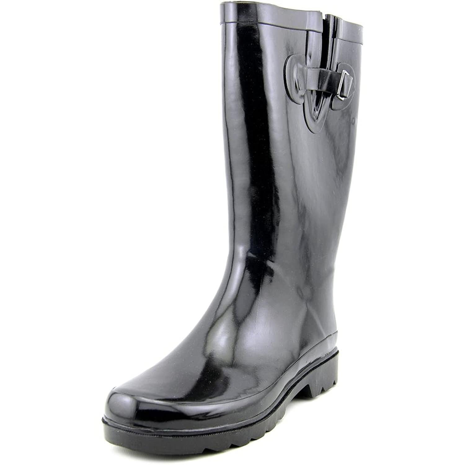 143 Girl Tallis Women Black Rain Boot