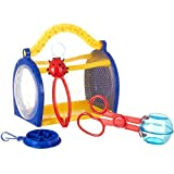 Back Yard Insect Cage Bug House with Catching Tools for Little Critters(colors may vary)