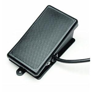 MLCS 9080 Billy Pedal Foot Switch, Deadman Style