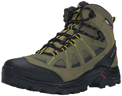 Salomon Authentic LTR CS WP Schuhe Wanderschuhe Wanderstiefel Gr. 42 2/3