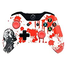 Zombie Xbox One Rapid Fire Modded Controller 40 Mods for COD BO3, Destiny Quickscope, Jitter, Drop Shot, Auto Aim, Jump Shot, Auto Sprint, Fast Reload, Much More by Xbox One
