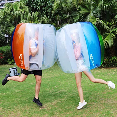 Two Bumper Balls Inflatable