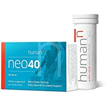 Neo40 Daily with 25 Free Nitric Oxide Test Strips - Nitric Oxide Booster Nitric Oxide Test Strip Bundle - May Help Promote Healthy Blood Pressure and Cardiovascular Health - 30 Tablets with 25 Strips