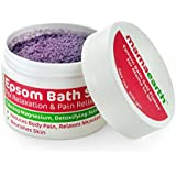 Mamaearth Epsom Bath Salts for Relaxation & Pain Relief, Made in the Himalayas- Hypoallergenic, Toxin-free, All Natural with Organic Ingredients