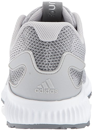 Adidas Womens Aerobounce W Scarpa Da Corsa Grigio Due / Argento Metallizzato / Grigio Cinque