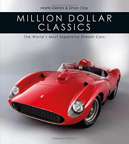 The allure of beautiful and rare cars is timeless. Since the dawn of the automotive age, people have aspired to own and drive the fastest, the coolest, and the most expensive cars on the road. Million Dollar Classics: The World's Most Expensive Ca...