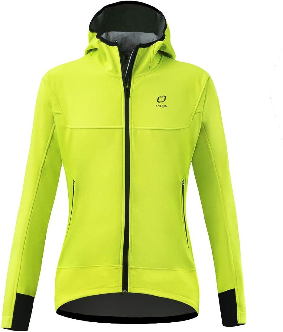 CATENA Women's Windproof Jacket Popular brand Waterproof Breathable Hoodie Fle Ranking TOP8
