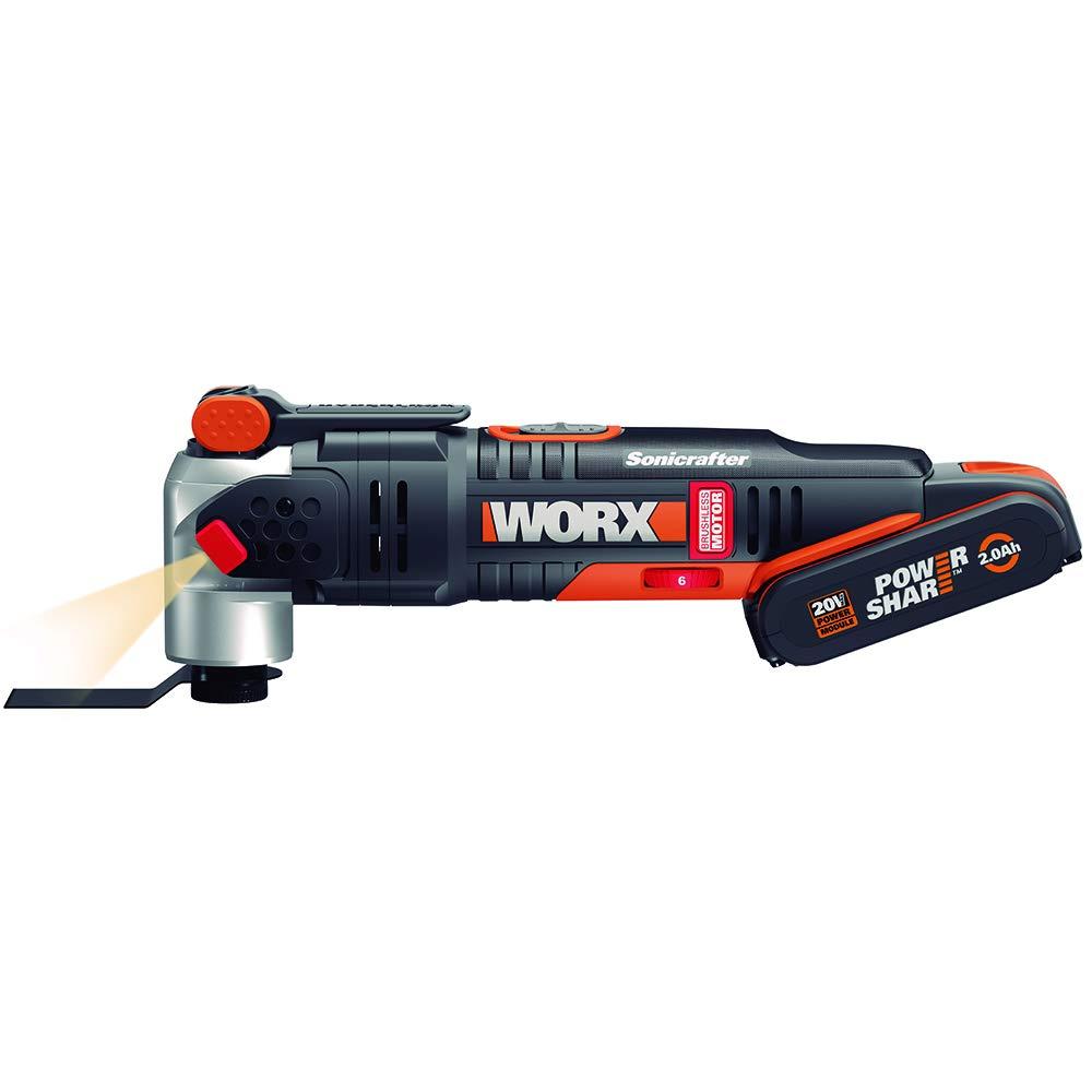 Set de 39/pi/èces 20/V Worx wx693.9/Sonicrafter Multi-outils