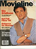 Movieline Magazine, October 1995 (Volume VII Number 2) - Sly Stallone, Rebecca De Mornay, Hot Fall Films '95, Showgirls! Strippers! Hit Women!