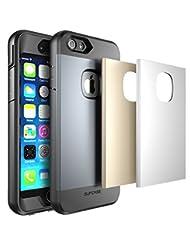 iPhone 6 Plus/6s Plus Case, SUPCASE Fullbody Rugged Water Res...
