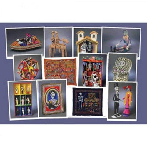 American Educational Products CP6032,''Days of The Dead.'' Poster Set, Pack of 10 Sets