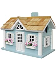 Home Bazaar Nantucket Cottage-Blue