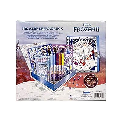 Disney Frozen Surprise Keepsake Box: Toys & Games