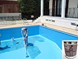 1 PART POOL PAINT GALLON, Safety Yellow