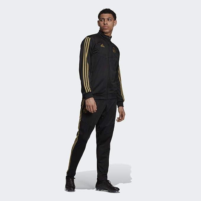 Amazon.com: adidas 2019-2020 Real Madrid PES - Chándal ...