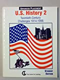 Advanced Placement U. S. History 2, Student Edition, Center for Learning Network Staff, 1560775017