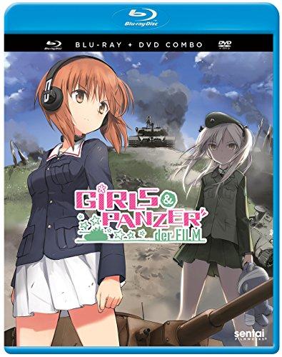 Girls Und Panzer Der Film [Blu-ray]