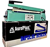 Auro Plus System India 8 Inch Iron Body Hand sealer Hand sealing Machine for Plastic Packaging