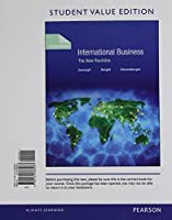 International Business: The New Realities, Student Value Edition (4th Edition)