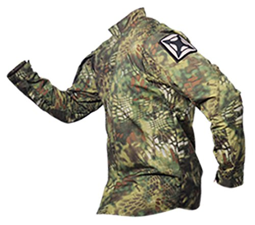 Vertx Men's Kryptek Gunfighter Shirt, Mandrake, Medium