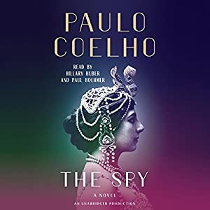 Image result for the spy audiobook by paulo
