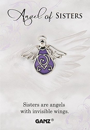 Pin - Angel of Sisters