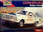 """Revell Monogram 1:25 Model Kit - 1967 Dodge Coronet - Shirley Shahan's """"Drag-on-Lady"""" (1997 model kit) by Revell"""