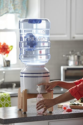 Primo Countertop Porcelain Ceramic Crock Water Dispenser - BPA and LEAD FREE by Primo (Image #4)