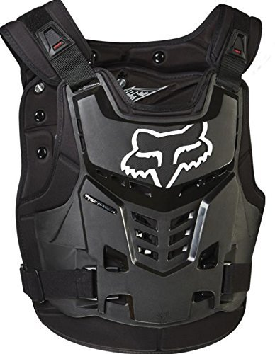 Fox Racing Proframe LC Roost Deflector (L/XL, - Chest Protector Fox