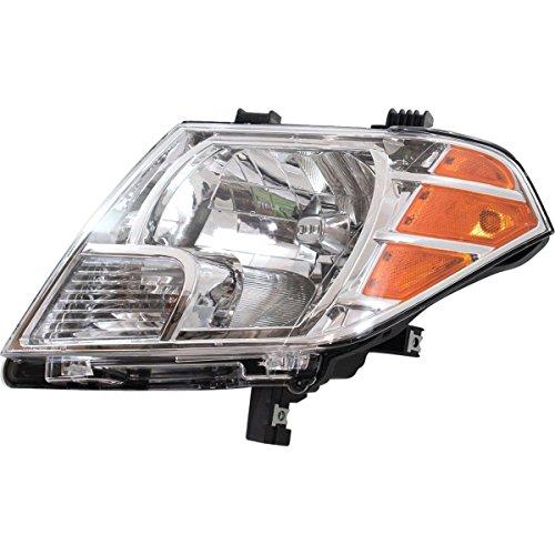 Diften 114-A4221-X01 - New Headlight Driving Head light Headlamp Driver Left Side LH Hand NI2502188