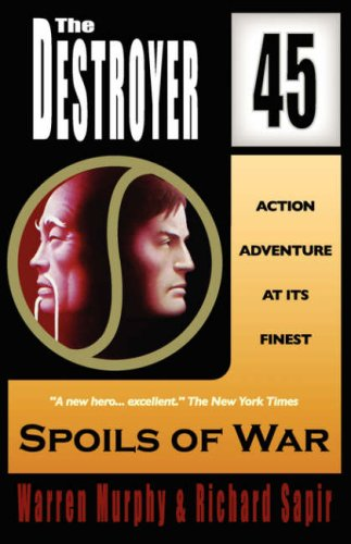 Read Online Spoils of War (The Destroyer #45) pdf epub