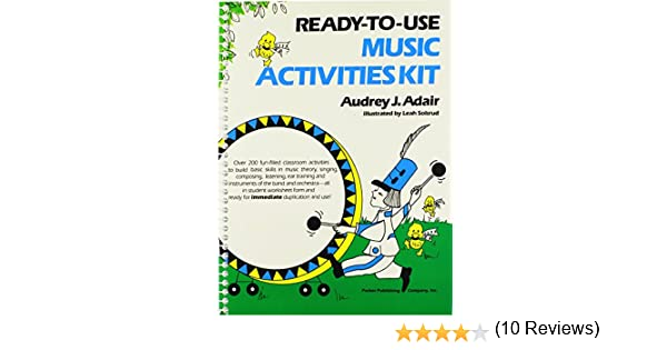 Amazon.com: Ready-To-Use Music Activities Kit (9780137622955 ...