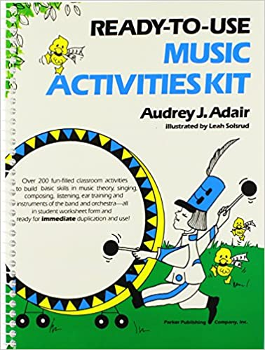 Amazon.com: Ready-To-Use Music Activities Kit (9780137622955 ...