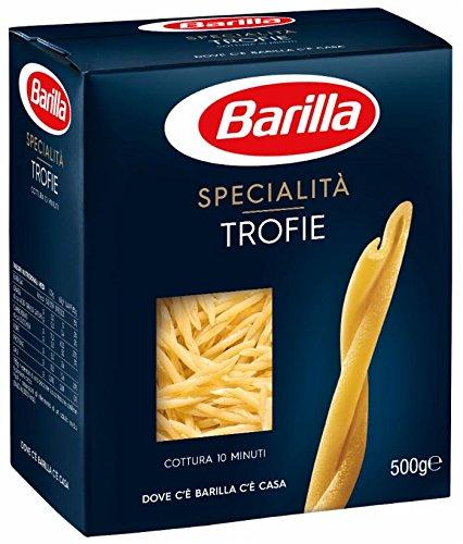 39 opinioni per Barilla Specialita'Trofie- 15 pezzi da 500 g [7500 g]