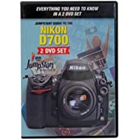 JumpStart Video Training Guide for the Nikon D700 Digital SLR Camera on DVD (2 Disc Set)