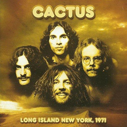 CACTUS - Long Island Ny 1971