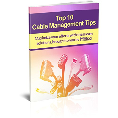Melca CBoxW Cable Management Organizer product image