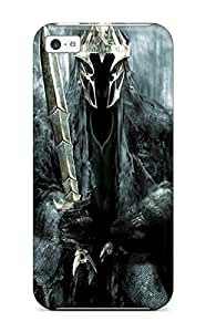 Lovers Gifts 1955727K95352697 Perfect Tpu Case For Iphone 5c/ Anti-scratch Protector Case (the Lord Of The Nazgul)