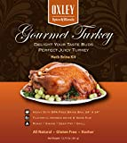 Gourmet Turkey Herb Brine Kit, All-In-One System For Creating A Fine Dining Experience, Includes Herbed Spiced Brine, Smokey Pepper and Herb Rub and Heavy Duty BPA Free Brine Bag, Made in USA (Herb)