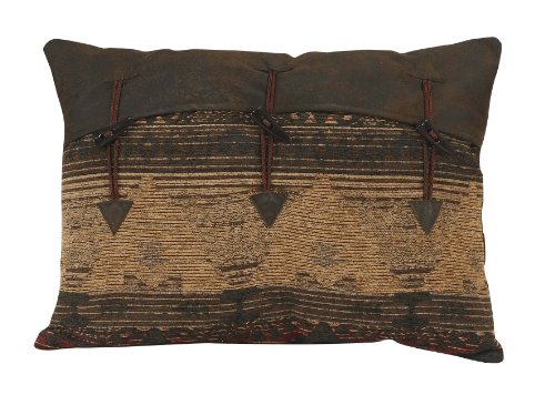 HiEnd Accents Sierra Lodge Accent Pillow with ()