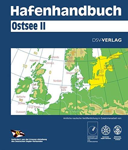 Hafenhandbuch Ostsee II Grundwerk 2017 (mit Ordner)