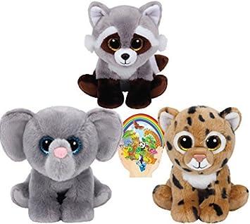 Ty Beanie Babies BANDIT Raccoon bb84cf937ae8