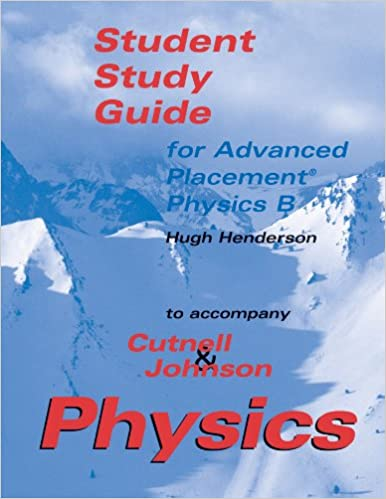 Amazon physics ap student study guide 9780471268505 john d physics ap student study guide 6th edition fandeluxe