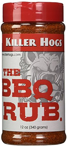 Killer Hogs The BBQ Rub, Hot BBQ Rub, and The A. P. Rub Tri-Pack Set by Killer Hogs (Image #1)