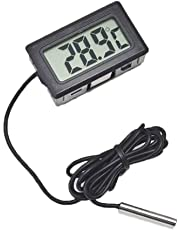 Digital LCD Thermometer for Refrigerator Fridge Freezer Temperature Meter -50 to 110°C