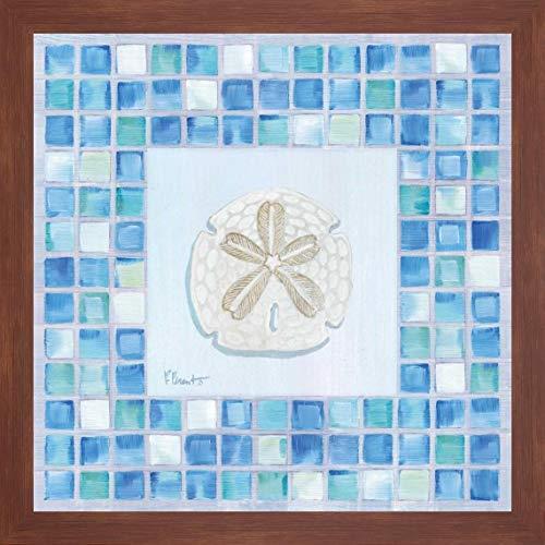 Mosaic Sanddollar by Paul Brent - 16