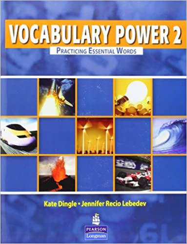 Vocabulary Power 2 Practicing Essential Words Kate Dingle