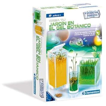 Gel Y esJuguetes En Ciencia Botanico JuegoAmazon Jardin El SUVpqzM