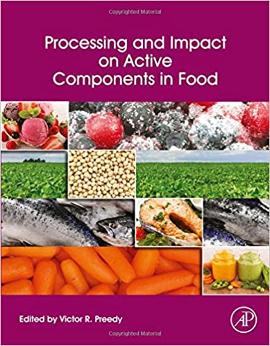Book Processing and Impact on Active Components in Food